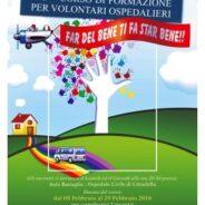 30° Corso di Formazione per Volontari Ospedalieri Febbraio 2016